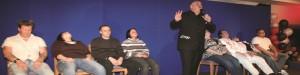 comedy hypnotic show