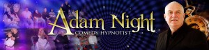 Hire /book a comedy stage hypnotist show