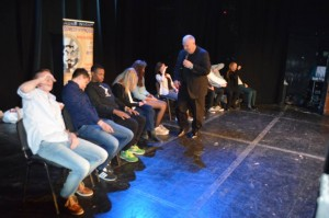 Fresher / student union comedy hypnosis show