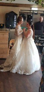 entertainment gay wedding